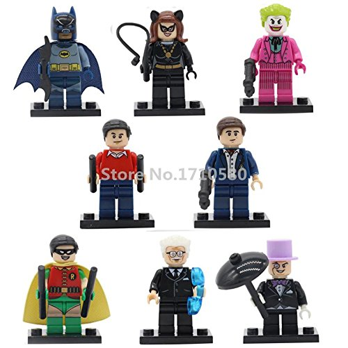 super-heroes-batman-classic-tv-series-minifigures-building-blocks-with-weapons-new-100-compatible