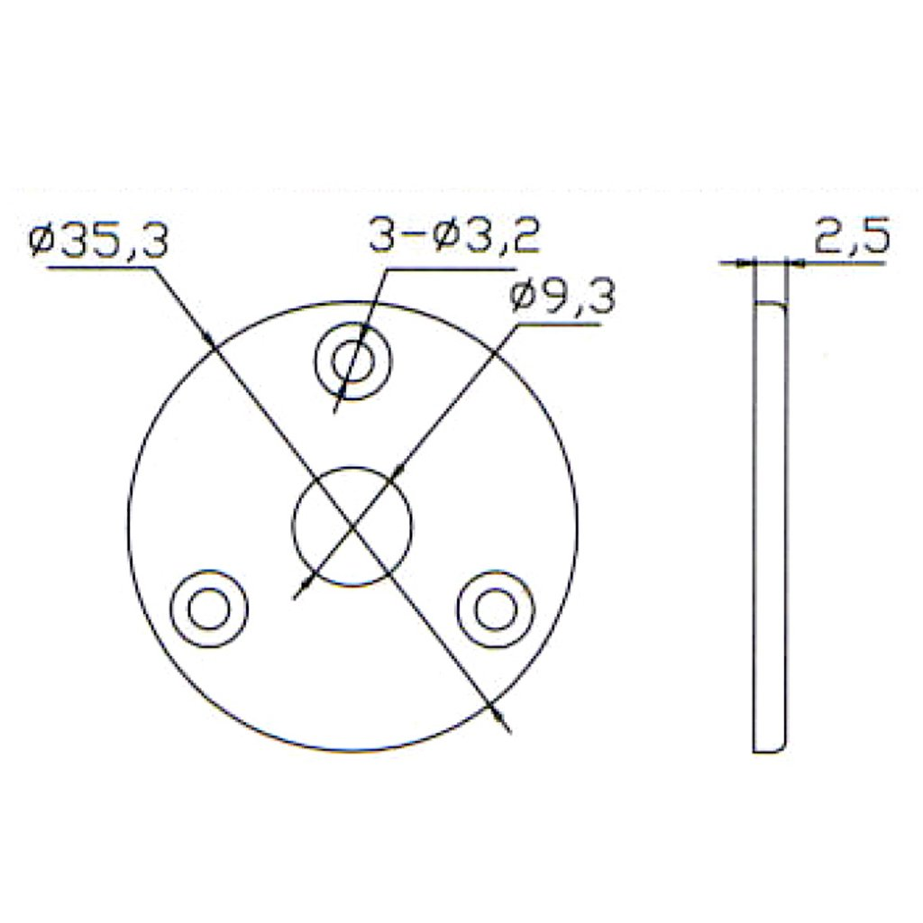 Monkeyjack Round Plate Guitar Socket Output Jack 1 4 Axe Grinder Electric Effect Circuit Diagram 635mm For Black Musical Instruments
