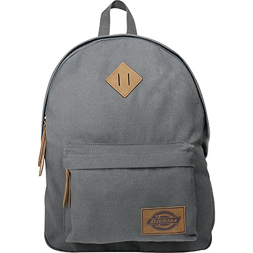 Dickies Classic Canvas Bag, Charcoal (Dickies Mini)