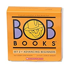 Bob Books Set 2- Advancing Beginners (Box Set)