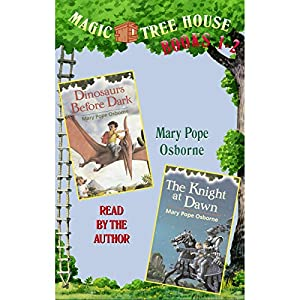 Magic Tree House, Books 1-2 Audiobook
