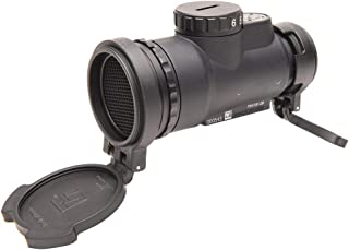 product image for Trijicon MRO-C-2200017 1x25mm Patrol Riflescope with Miniature Rifle Optic (Mro), 2.0 MOA Adjustable Red Dot Reticle (Without Mount), Black
