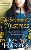 Front cover for the book Mistress Shakespeare by Karen Harper