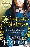 Mistress Shakespeare by Karen Harper front cover