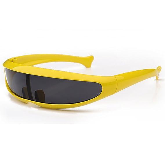 SHEEN KELLY Futurista Gafas de sol Cyclops Para niños ...