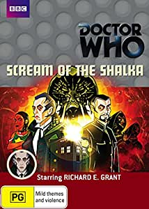 Doctor Who Scream of the Shalka