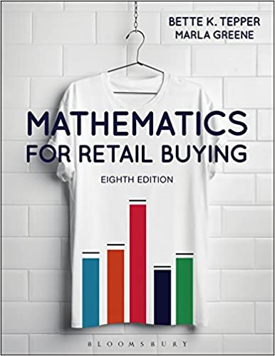 e0f0646c Mathematics for Retail Buying: Bette K. Tepper, Marla Greene ...