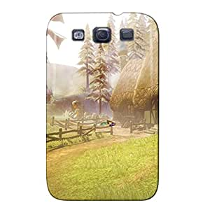 Fairytale Dream Other White TPU For Sumsang Galaxy S3 Fairytale Dream Case Cover