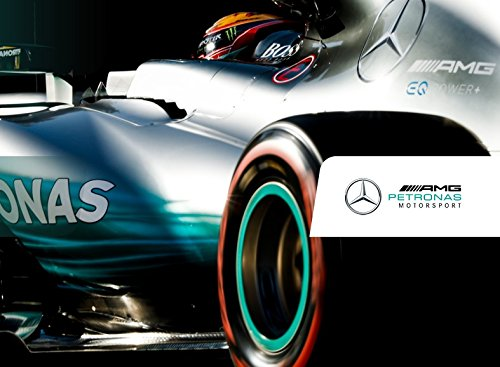 Lewis Hamilton 1/2 escala Mini carrera casco 2015 Mercedes-AMG F1 Fórmula un equipo: Amazon.es: Deportes y aire libre