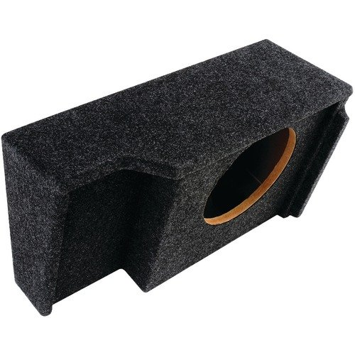 Bbox A151-10CP Single Sealed 10-Inch Down Firing Subwoofer Enclosure for GM Extended Cabs 1999-2007 (Discontinued by Manufacturer)