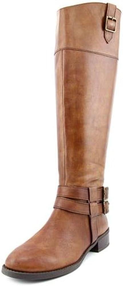 INC International Concepts Fahnee Women US 6 Brown Knee High Boot