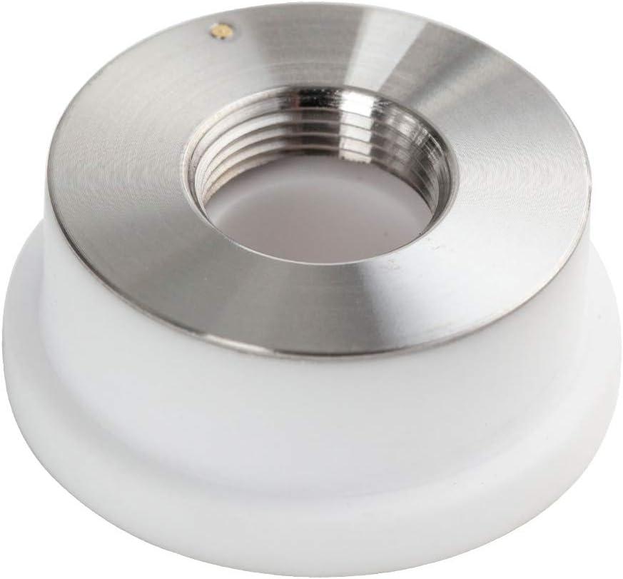 Cloudray Laser Ceramic Rings Dia 28//24.5mm OEM Precitec for Fiber Laser Head KT B2 CON P0571-260-00001