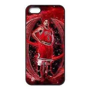 C-EUR Diy Derrick Rose Hard Back Case For Iphone 5C Covergs