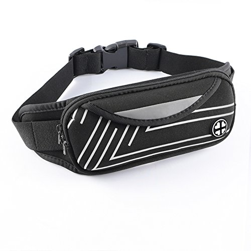 Slim Soft running/ hiking waist bag