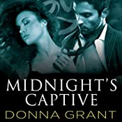 Midnight's Captive: Dark Warriors, Book 6 | Donna Grant