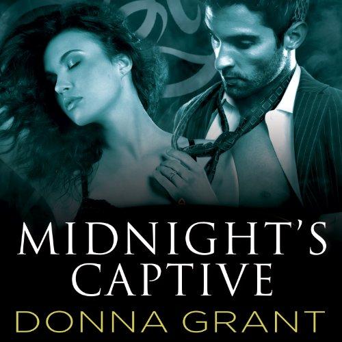 Midnight's Captive: Dark Warriors, Book 6
