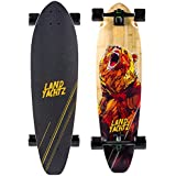 LANDYACHTZ Longboard Complete BAMBOO STOUT 2015 BEAR
