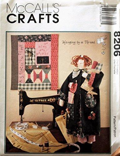 Uncut Mccalls Craft Pattern - 1