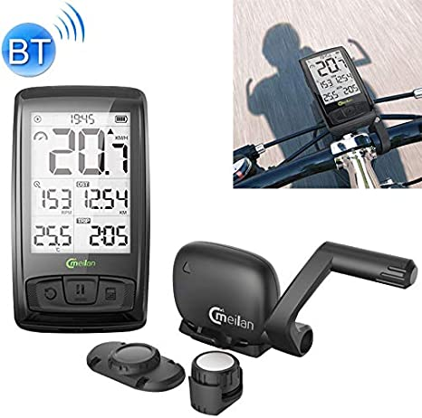BicycleParts YHM MEILAN M4 IPX5 Impermeable Bluetooth V4.0 ...