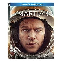 The Martian [Blu-ray] (2017)