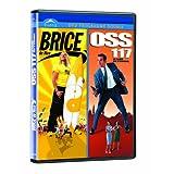 Brice de Nice / OSS 117 (Programme Double) // Brice Man / OSS 117