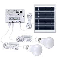 SUAOKI Solar Lighting System Portable Ho...