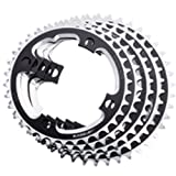 FSA DH/SS ATB 42 -Tooth Alloy Chainring, 104mm, Black