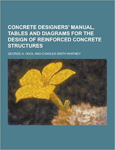 Concrete Designers' Manual, Tables and Diagrams for the