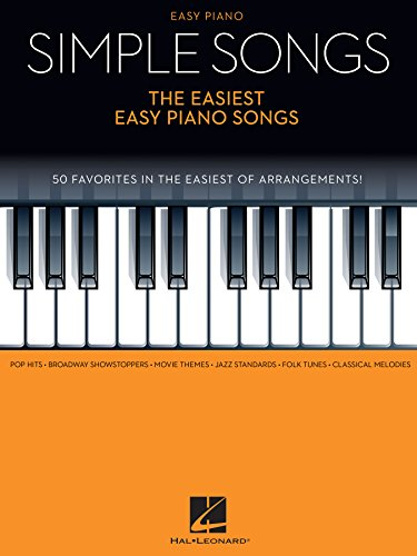 (Simple Songs - The Easiest Easy Piano Songs)