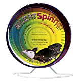 Interpet Limited Superpet Larger Pets Silent Spinner Wheel (Assorted Colors) (12in) (Assorted)