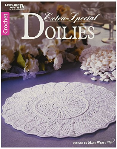 LEISURE ARTS Extra-Special Doilies