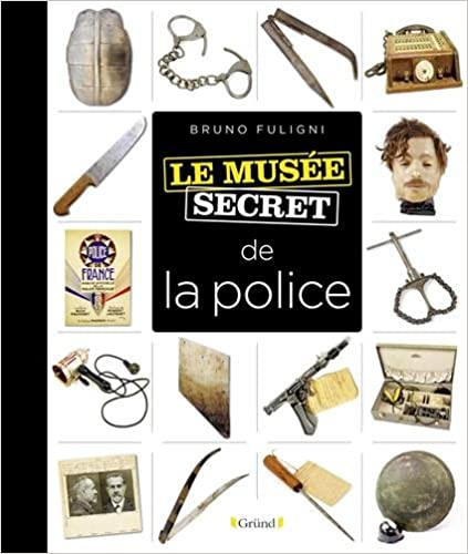 Téléchargement Musée secret de la police pdf, epub