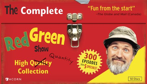The Red Green Show: High (Quality) Quantity Collection by S&S Productions