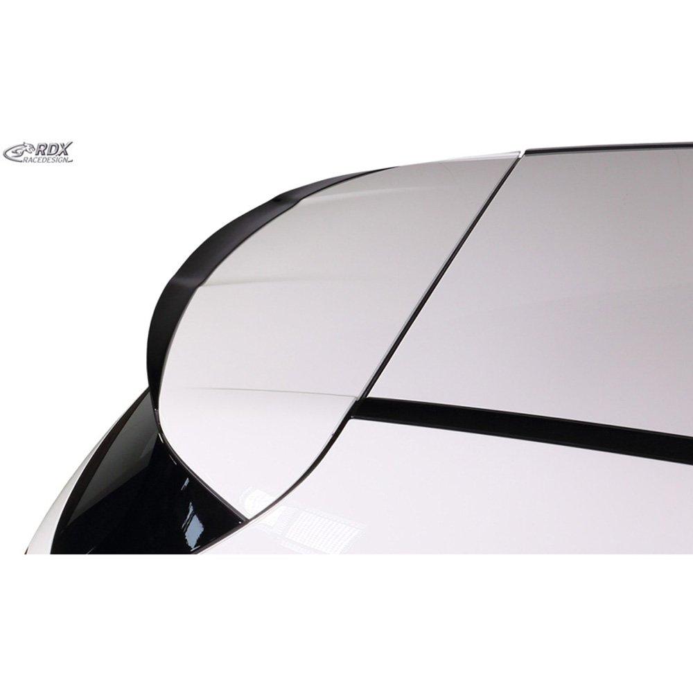 RDX Race Design rdds129 tetto Spoiler Classe A W176 2012 (Pur IHS), Nero RDX Racedesign
