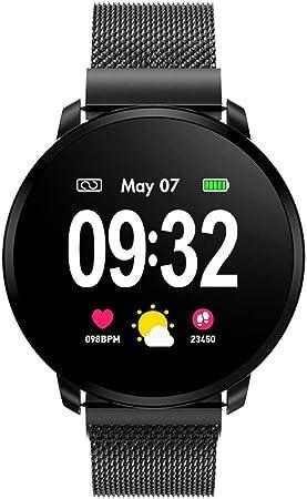 naack smartwatch, Reloj Inteligente Impermeable IP68 Pulsera de ...