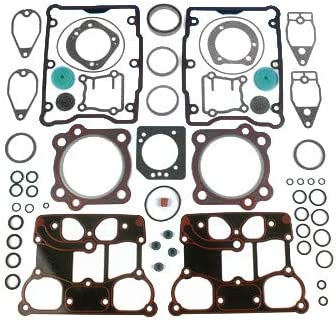 One Size Head Gaskets for Harley Davidso James Gaskets Top End Gasket Kit with 0.036 in