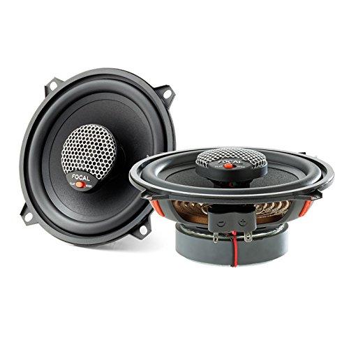 JUST SOUND best choice for caraudio Einbauset f/ür Audi A4 B5 Ablage Heck Lautsprecher Boxen Focal ICU130 13cm 2-Wege Koax Auto Einbauzubeh/ör