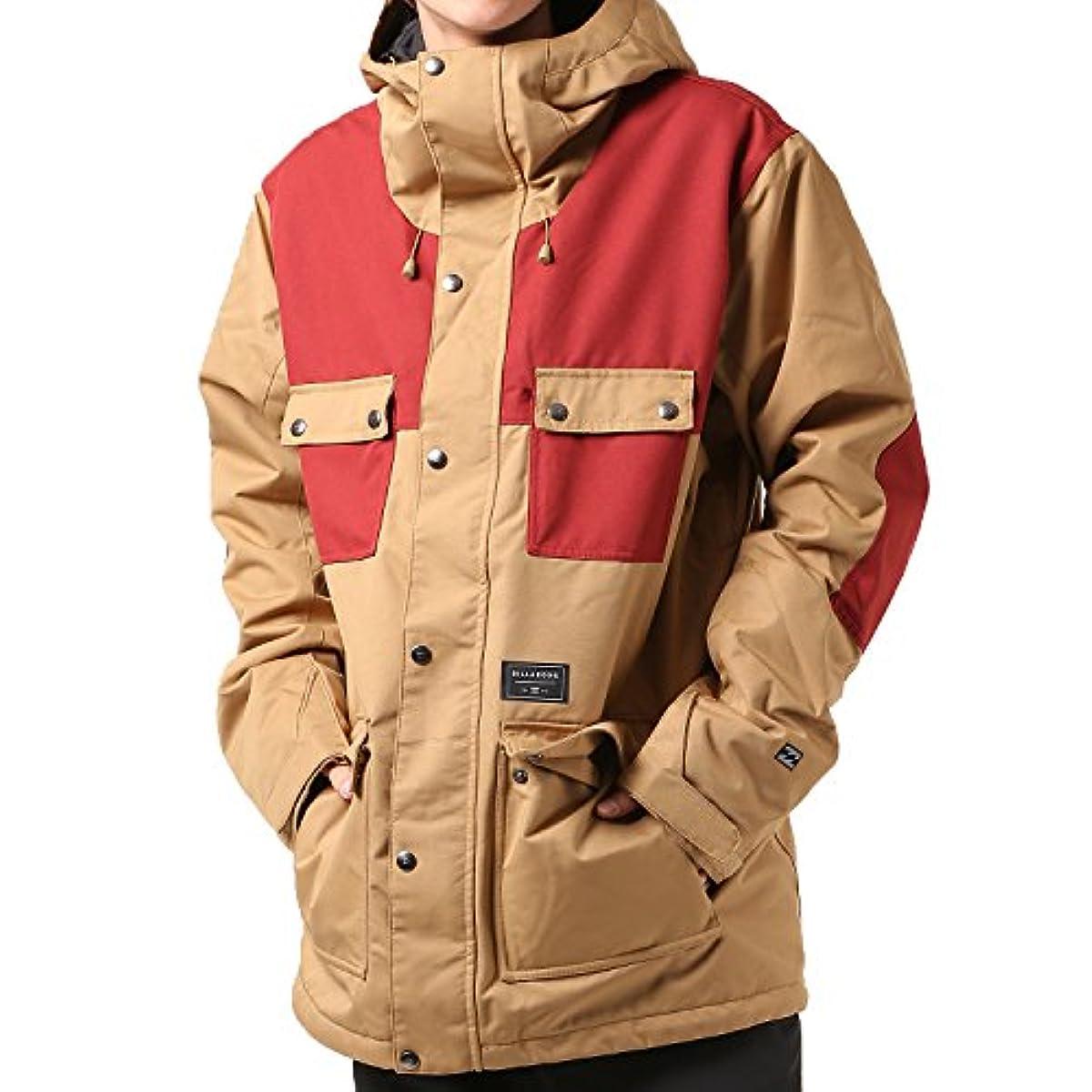 [해외] BILLABONG 빌라봉 스노보드 웨어 재킷 WORKING JK 17-18모델 맨즈 AH01M-754