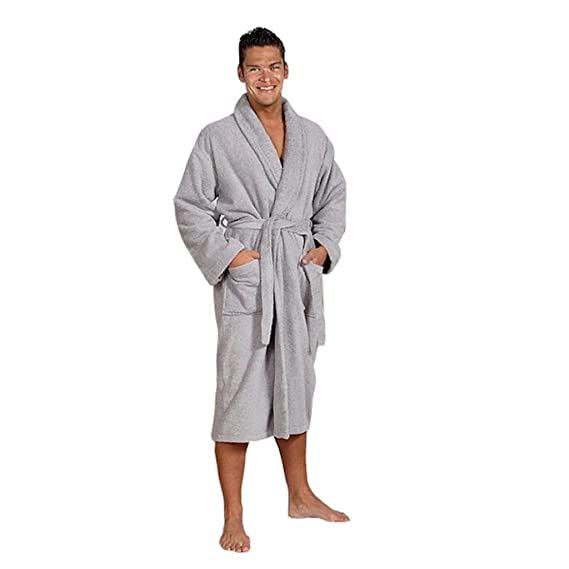 ca51798df0 Linie-Naturelle - Terry bathrobe