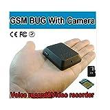 New Mini GPS Locator X009 Hidden spy camera Voice Callback remote tracker anti-lost Remote Tracker Tracking Device mini Monitor with SMS SOS