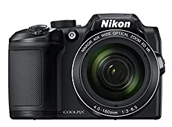 Image of the product Nikon Black COOLPIX B500 that is listed on the catalogue brand of Nikon. It is scored with a 4.3 over 5.