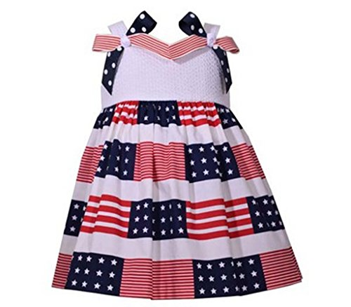 4th of july dress toddler - 2