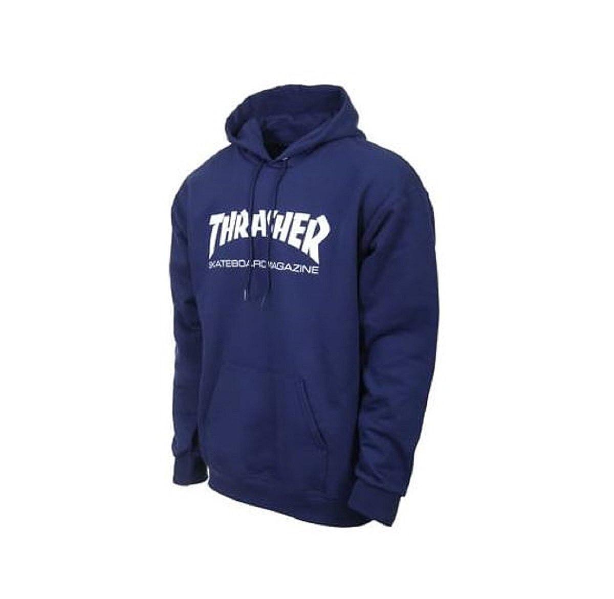 2ab41fc17bf0 Thrasher Skate Mag Hoodie