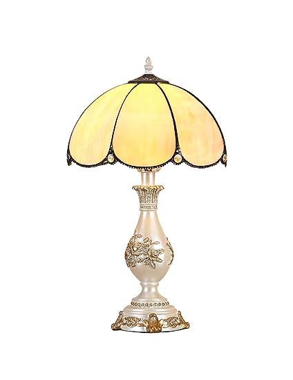 Fonly Base de Mesa de Estilo clásico, lámpara de Mesa ...