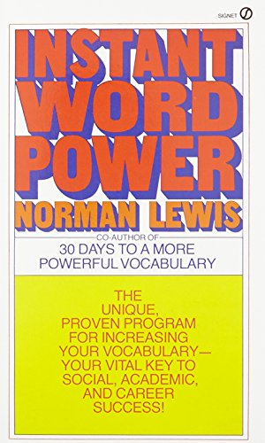 increase your word power - 7