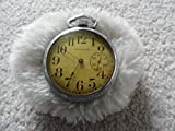 15 Jewels Waltham Wind Up Vintage Pocket Watch