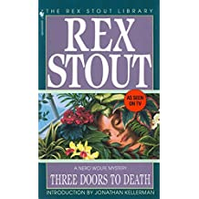 Three Doors to Death (A Nero Wolfe Mystery Book 16)