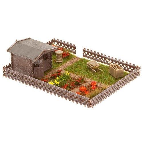 Faller F180492 - Modélisme - Jardin Ouvrier Petite Maison