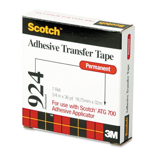 scotch-adhesive-refill-for-the-applicator-atg-700-gun-three-fourth-inch-gold-tape-36-yards