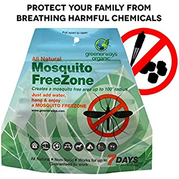 Amazon Com Spartan Mosquito Eradicator One Acre Starter